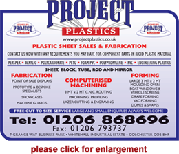 please click to see full sized promotional advert